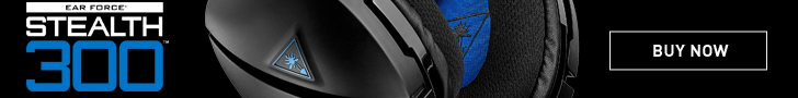 Buy the Turtle Beach Stealth 300 Amplified Gaming Headset for Playstation 4