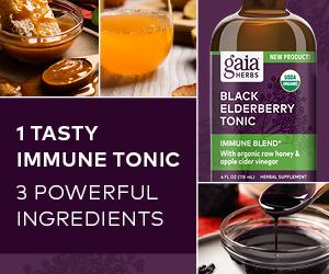 Black Elderberry Tonic | 1 Tasty Immune Tonic: 3 Powerful Ingredients | Shop Now