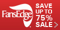 Huge Savings Up To 75% at FansEdge.com