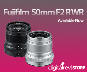Fujifilm Fujinon XF 50mm F2 R WR Lens