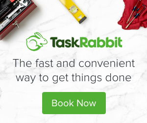 The fast and convenient way to get things done around your house - TaskRabbit.com