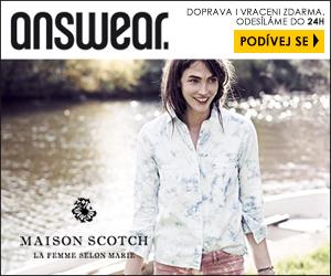 Answear.cz - Maison Scotch