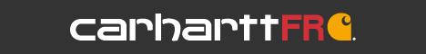 Carhartt Logo FR Black 468x60