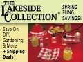 Spring Fling Savings at Lakeside Collection - Save on DIY, Gardening and More + Shipping Deals
