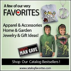Catalog Favorites Coupon