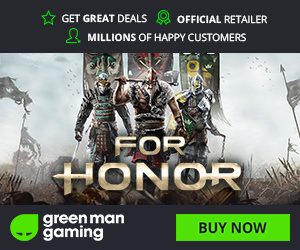 Great Savings on For Honor