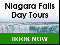 5 Star Rated Luxury Niagara Falls Day Tours