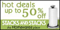 Hot Deals at StacksandStacks.com