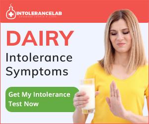 Dairy Intolerance Symptoms