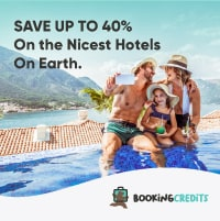Save up to 40% on hotel booking