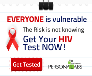 HIV Test at PersonaLabs