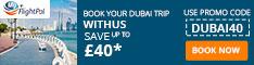 Dubai flights deals!