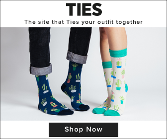 Ties.com. Shop Now >