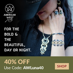 Image for American West Jewelry - Luna