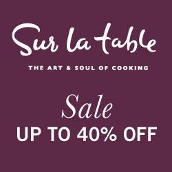 Sur La Table Up To 40% Off Cookware Sale