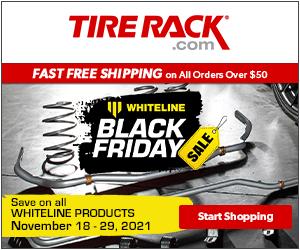 Tire Rack Rebates August 2018 - Get $70 by Mail on a Bridgestone Visa Prepaid Card