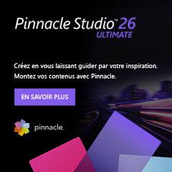 Nouveaute! Pinnacle Studio 24