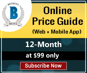 Image for Save 25% on 12 Month Baseball Price Guide_300x250