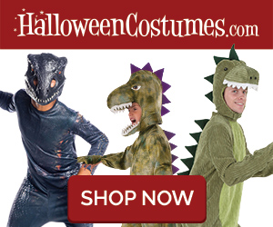 Dinosaur Costumes for the Whole Family