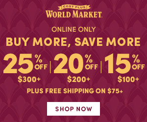 BMSM-Up to 25% off Plus FS on $75+