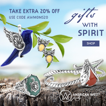 Image for American West Jewelry - Spirit Stones