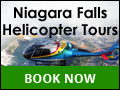 5 Star Rated Luxury Niagara Falls Helicopter Tours