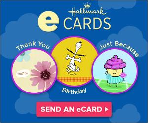 Hallmark ecards Thanksgiving