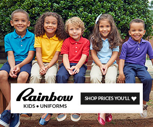 Rainbow Shops Promo Code - Kids's Uniforms