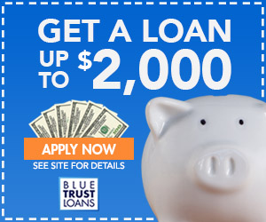 Get a loan up to $2,000