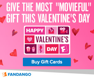 300x250 Fandango Offer: Give the most
