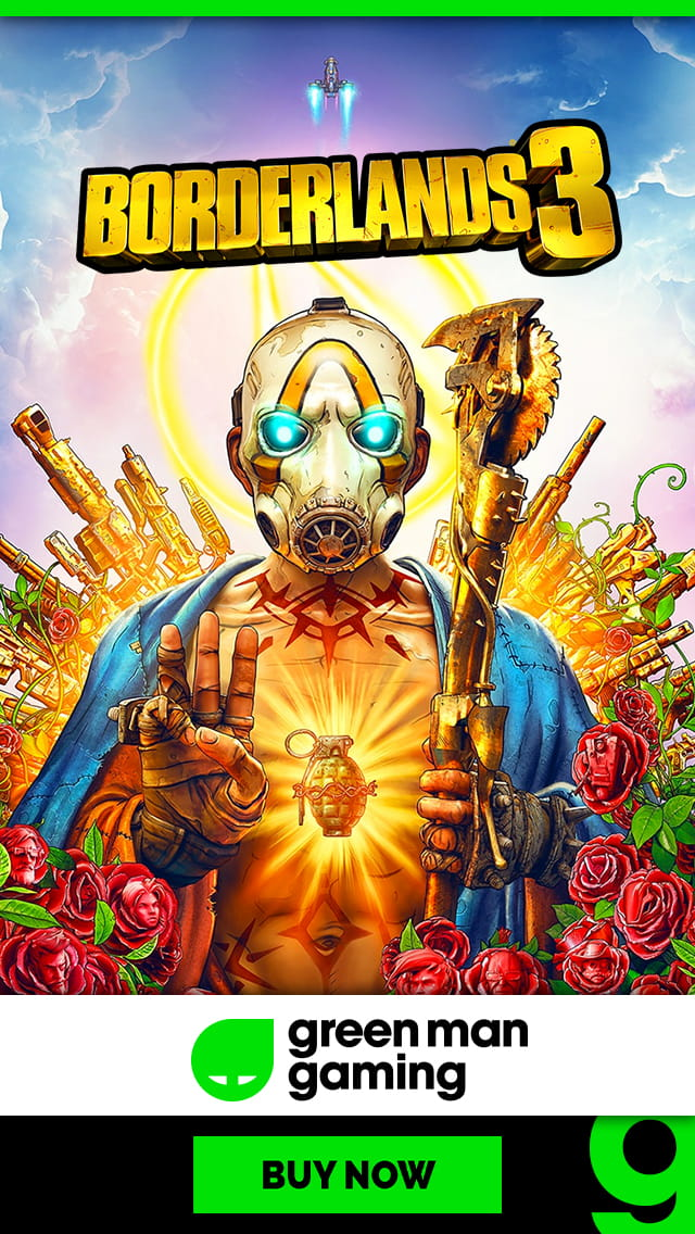 Buy Borderlands 3 at Green Man Gaming