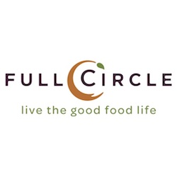 Image for FullCircle - Live the Good Food Life 250x250