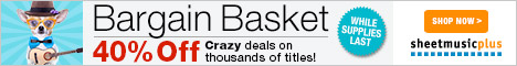 Bargain Basket Sale