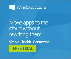 Microsoft Azure Free 90 Day trial