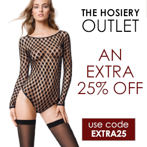 An Extra 25% Off In The Hosiery Outlet