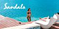 SANDALS Resorts (120 x 60)
