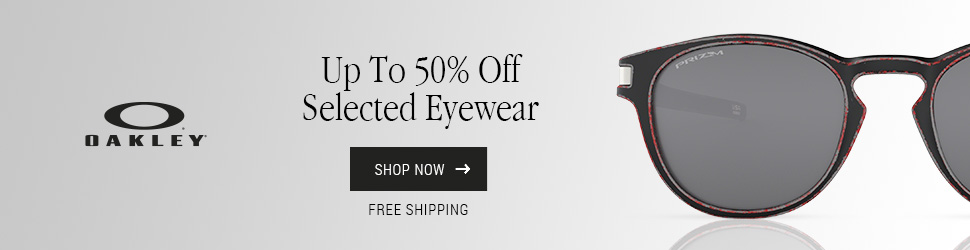 Up to 50% Off Selected Eyewear @ Oakley.com! CA