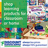 Arts & Crafts - School Supplies for Less!