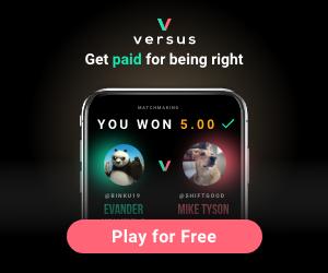 VersusGame. Predict. Play. Earn.
