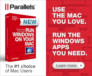 Parallels Desktop 8 for Mac