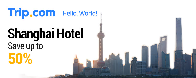 Save up to 50% on China hotels in Shanghai