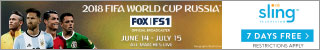 Watch World Cup Soccer on Sling TV