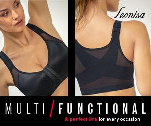 Leonisa Posture Corrector Multi/Functional Bra