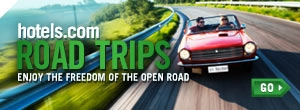 hotels.com Road Trips