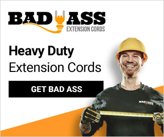 Bad Ass Extension Cords