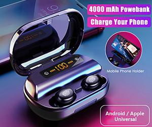 Hot Sale--V11 Pro TWS True Wireless Earbuds €22.74