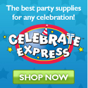 Party Supplies for any Celebration
