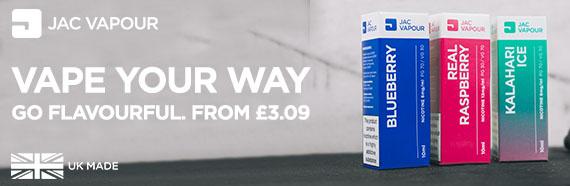 PREMIUM UK MADE E-LIQUID FROM £3.09