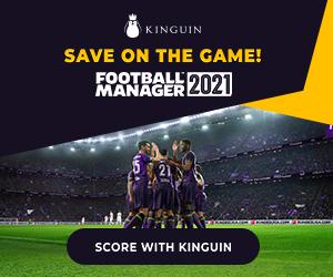 KINGUIN - Save triple: buy FM2021 cheaper ⚽ – 300×250
