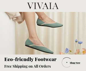 Bring VIVAIA flats into your travel and life. Free Shipping on all orders.